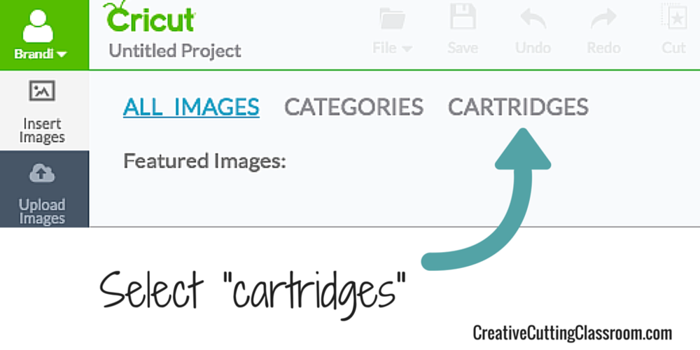 How to Find Your Linked Cartridges in Cricut Design Space
