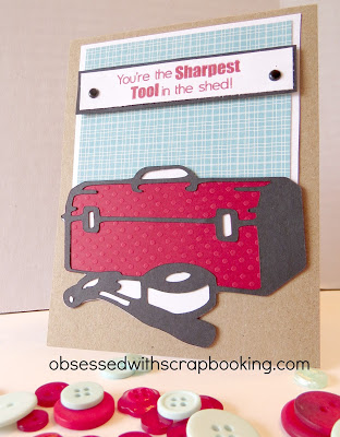 Cricut Toolbox Card