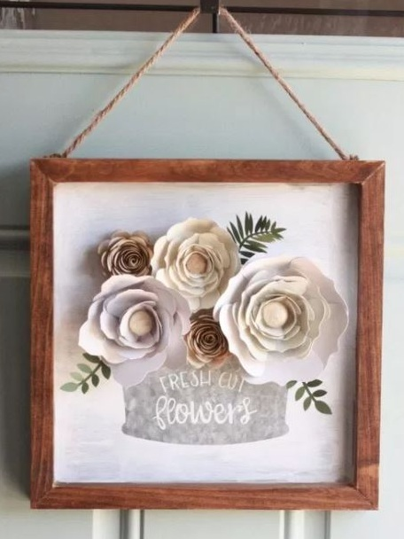 Best Cricut Projects-farmhouse flower sign-Everyday Jenny.JPG