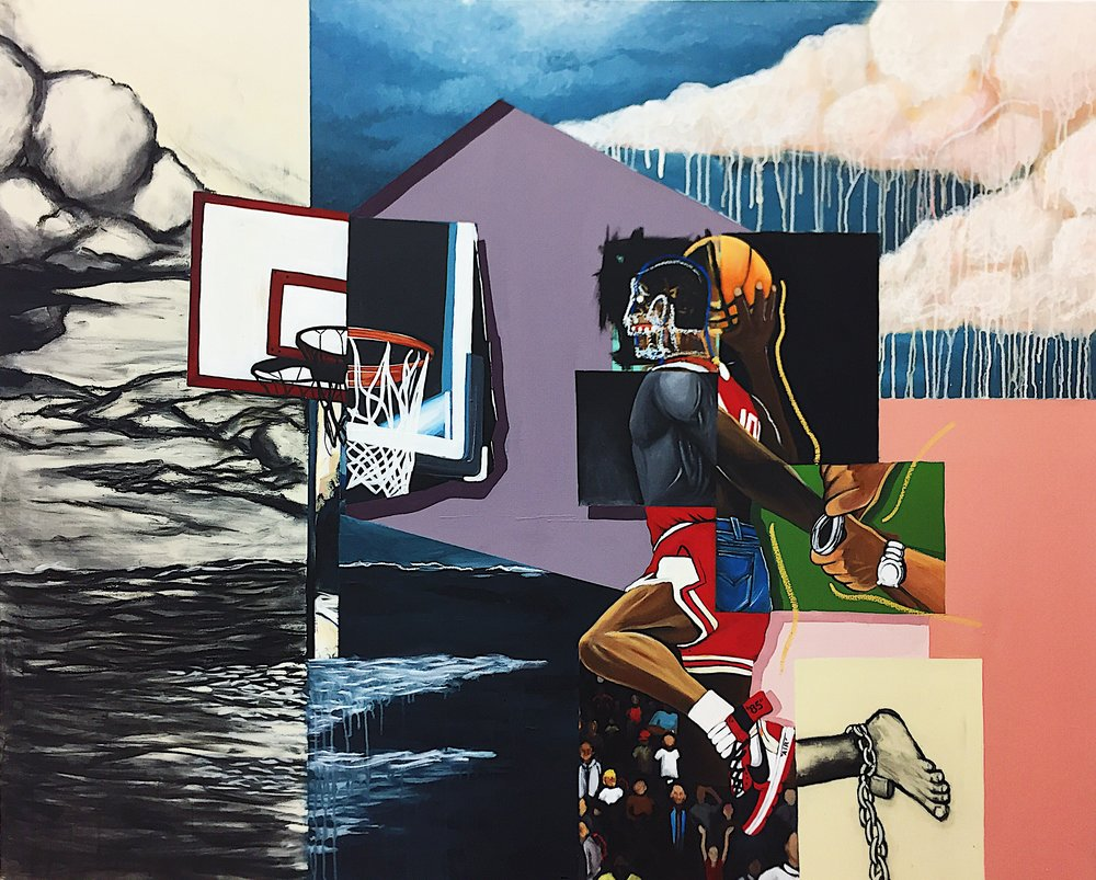 """ HOOP DREAMS "" 2017"