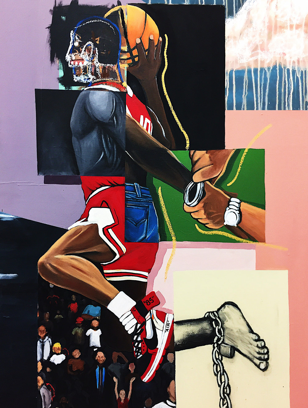 """ HOOP DREAMS "" (CLOSE-UP)"