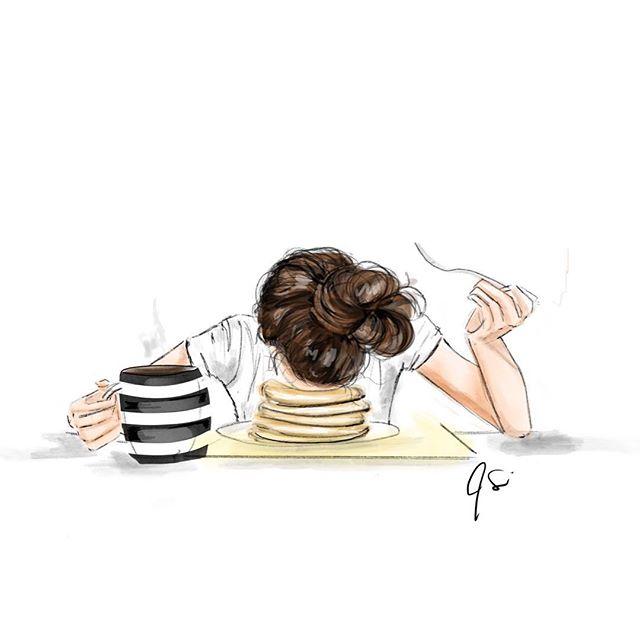 Monday's.... #melsys #melsysillustrations #fashionillustration #art #illustration #mondayvibes #nycillustrator #bostonillustrator