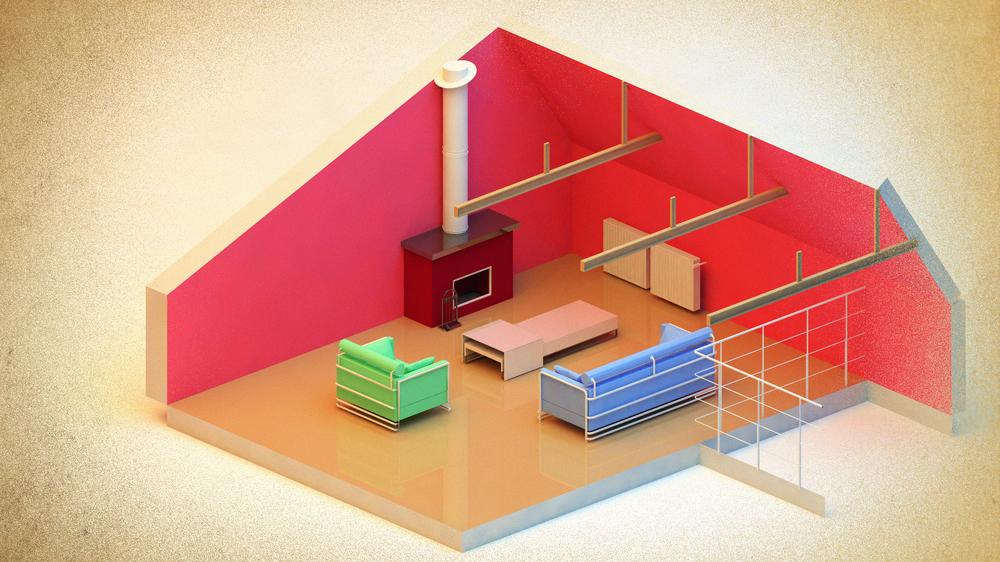 Living Room w/ AR