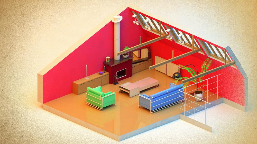 Living Room w/o AR