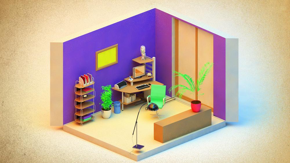 Office w/o AR