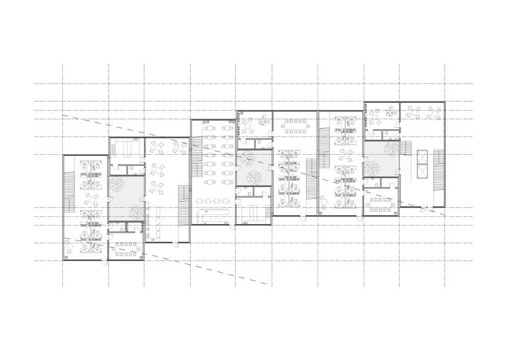 A.E.01 Residential Floor 1