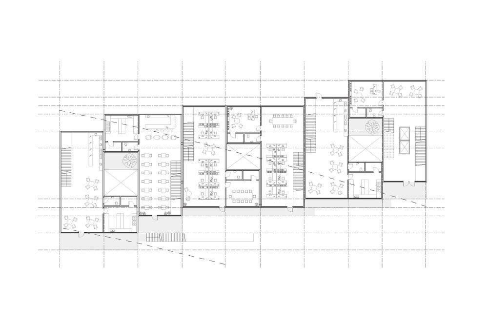A.E.01 Residential Floor 2