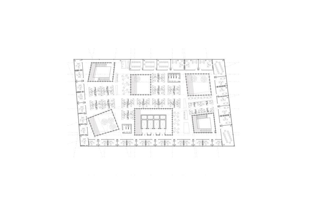 A.W.03 Office Floor 2