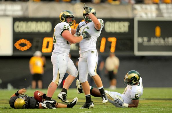 Ty Whittier  - PHS Class of 2005  (#46) DL - Colorado State University  2 Year Starter for CSU