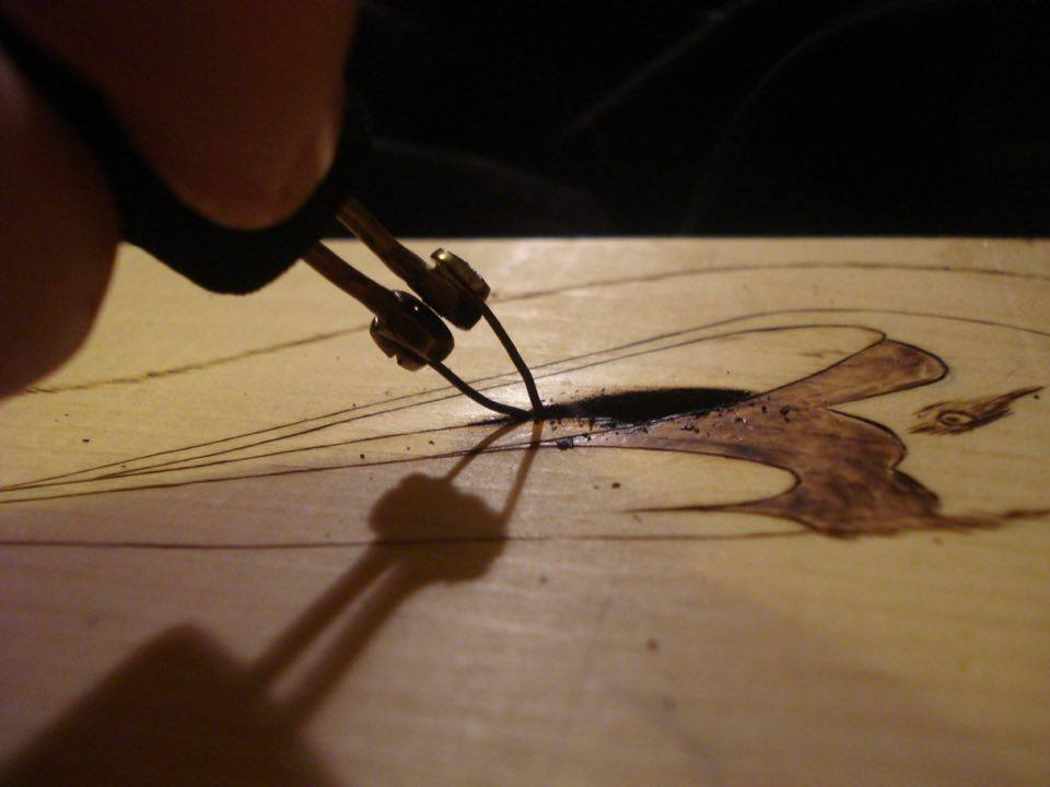 History - of Pyrography
