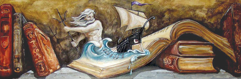 odysseus vs poseidon