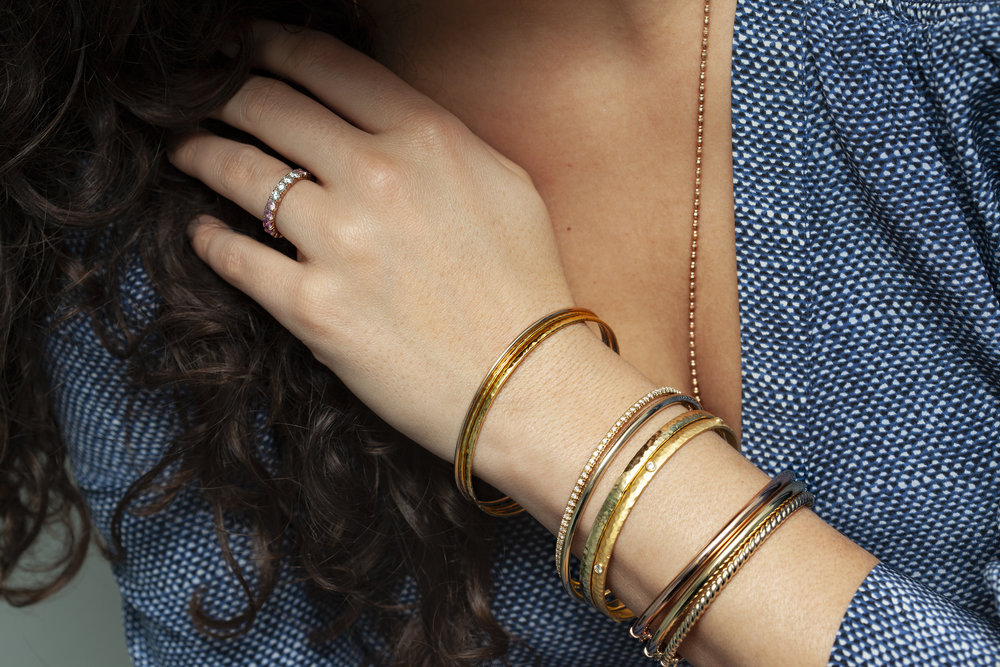 Spencer Gold Bangles Holiday Stack.jpg