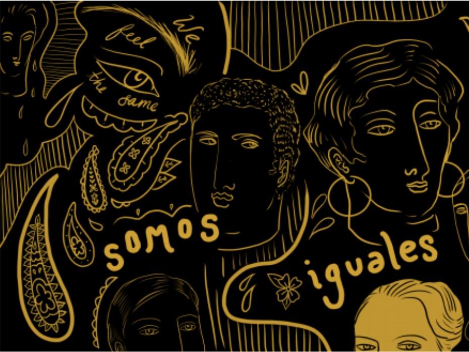 Artwork by Sofia Enriquez