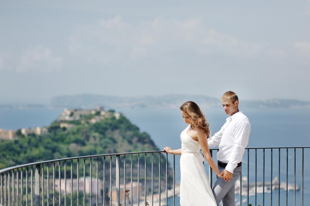 The Wedding ofLeila & James - Positano | Amalfi Coast