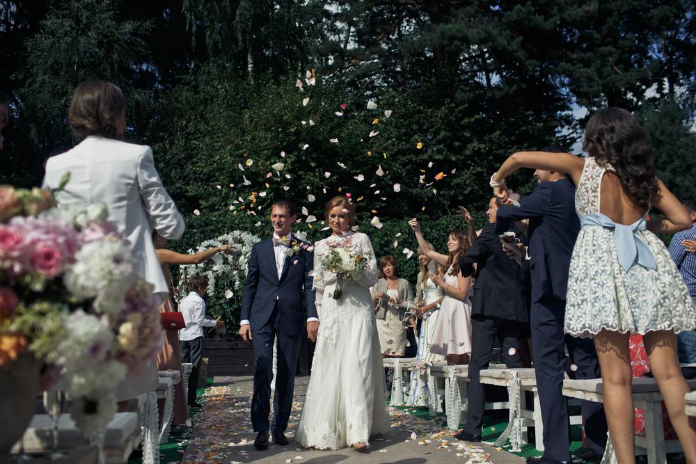 The Wedding ofEsther & Hugo - Chelsea | London