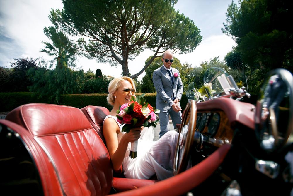 The Wedding ofOlga &Alexei - Cannes & Monaco | French Riviera
