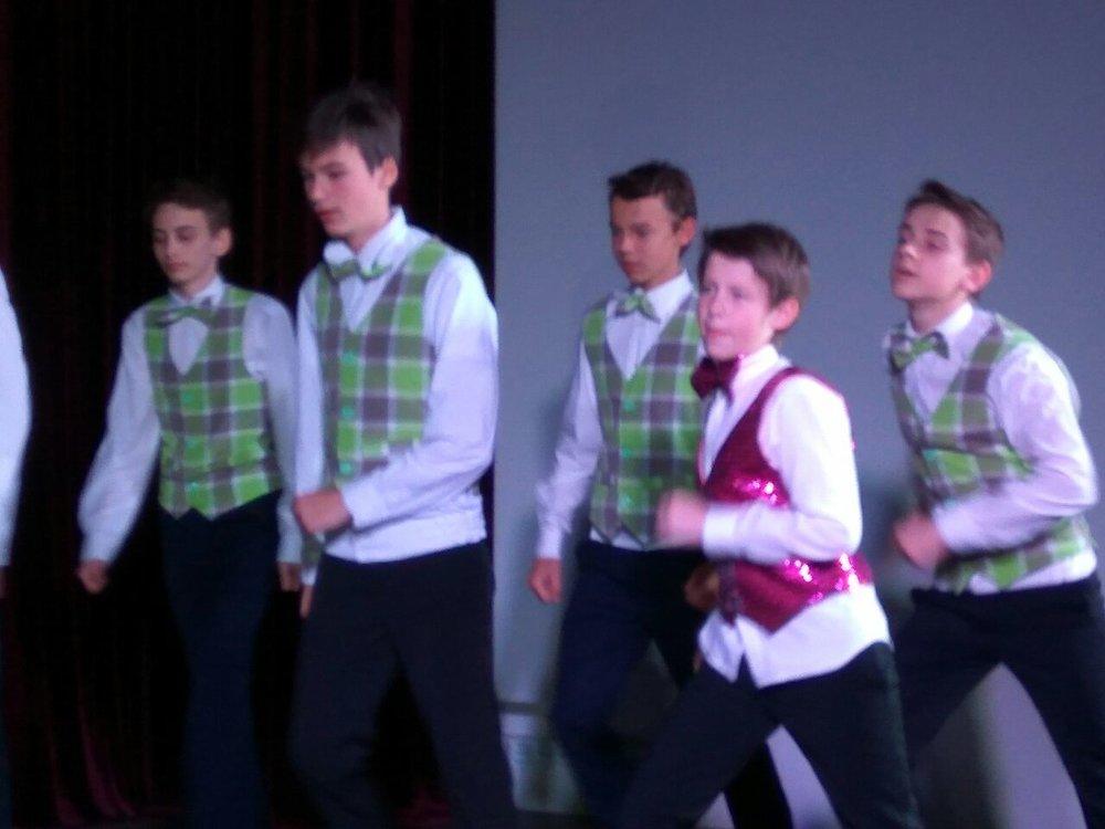 Сучасні танці -