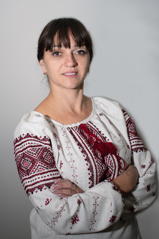 ПОТЕЄНКОІванна Олегівна - вчитель німецької мови