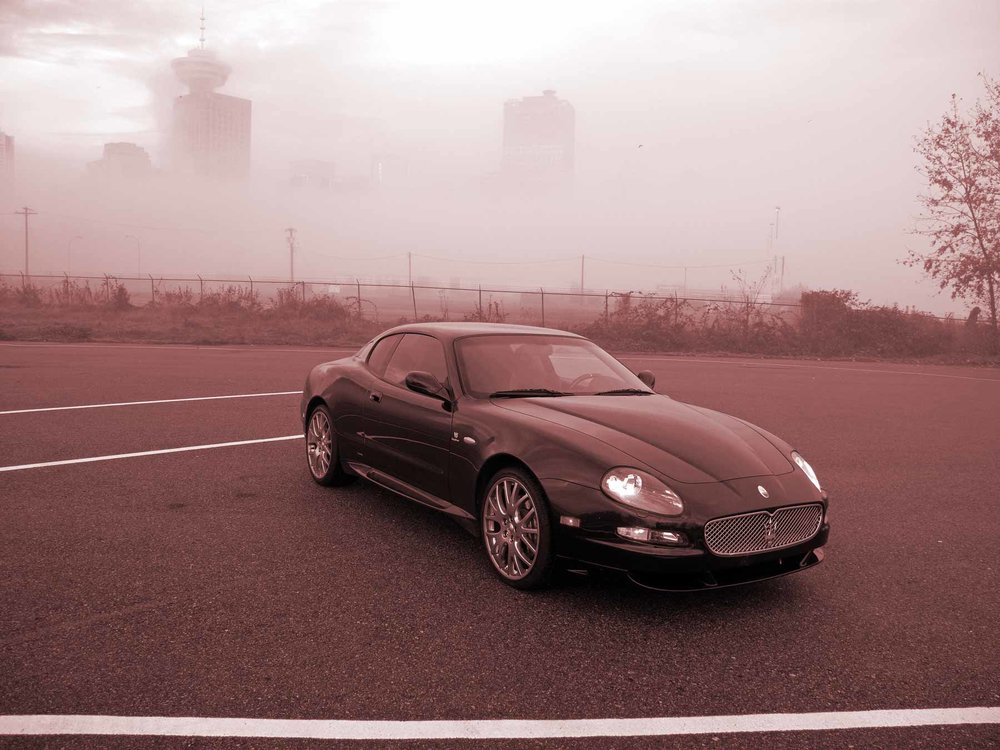 Creating a sponsorship initiative and campaign for Maserati