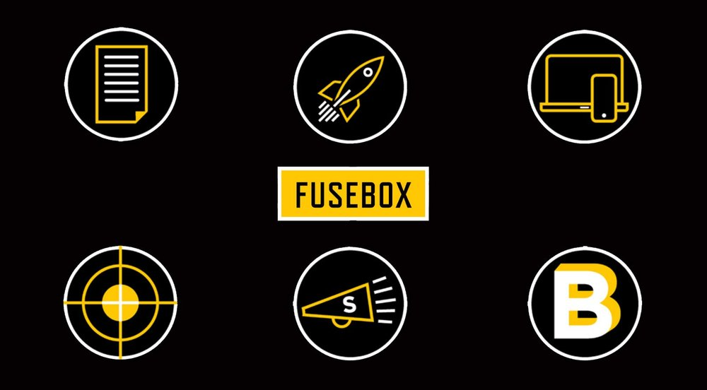 What we do Fusebox Communications a London based – Icons Fuse Box