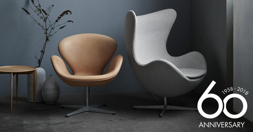 Arne Jacobsen - 60-årsjubileum