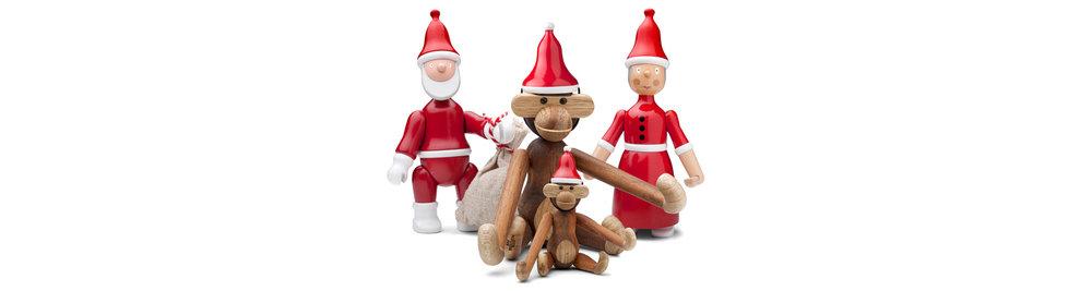 Vi har julegavene