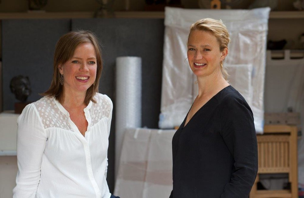 Flora Fairbairn and Susie Lawson - Branch Arts, Courtesy of Andrew Lawson_small.jpg