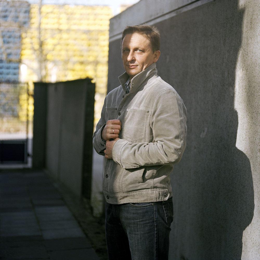 Reiner Dongmann alias Daniel Craig