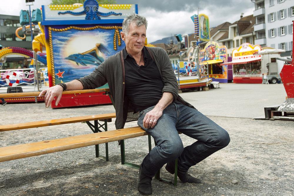 Michael Cunningham / NZZ am Sonntag