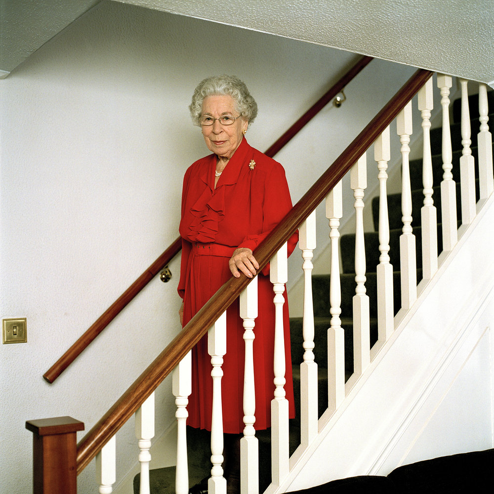 Jeannette Charles alias Queen Elizabeth II