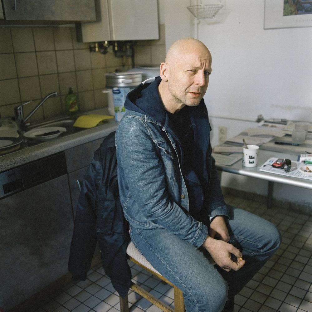Hans Plessnitzer alias Bruce Willis