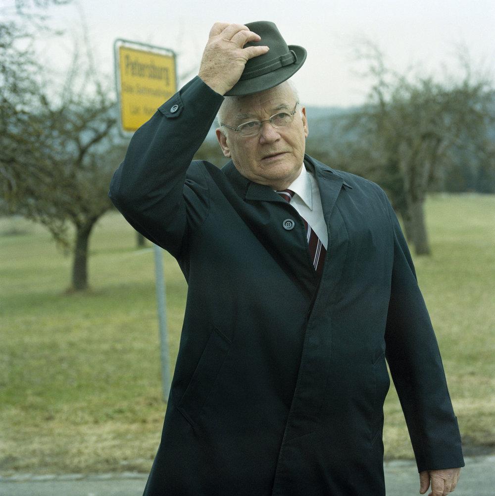 Winfried W.Salmen alias Michail Gorbatchow