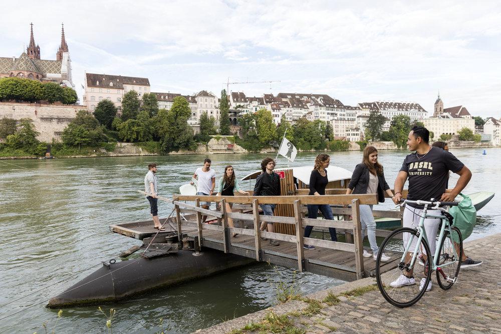 Basel, Universität