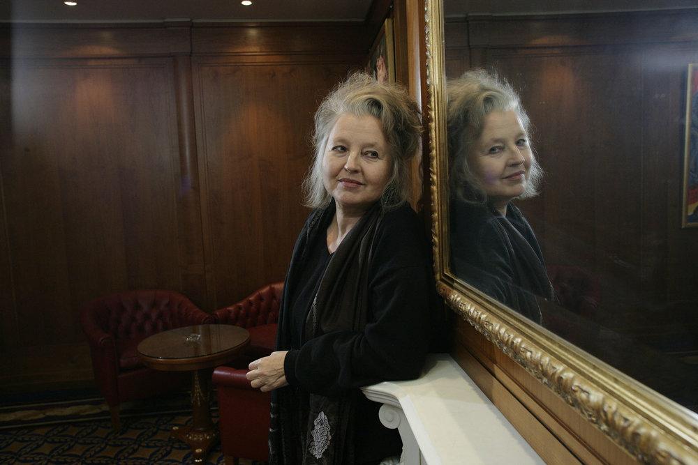 Hanna Schygulla / NZZ am Sonntag