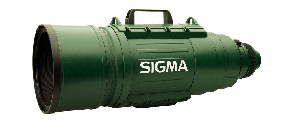 Sigma 200 to 500 cameraplex