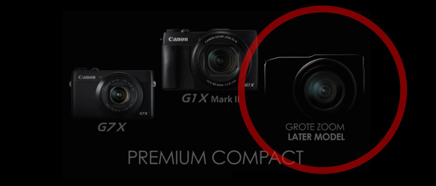 New Canon Cameras