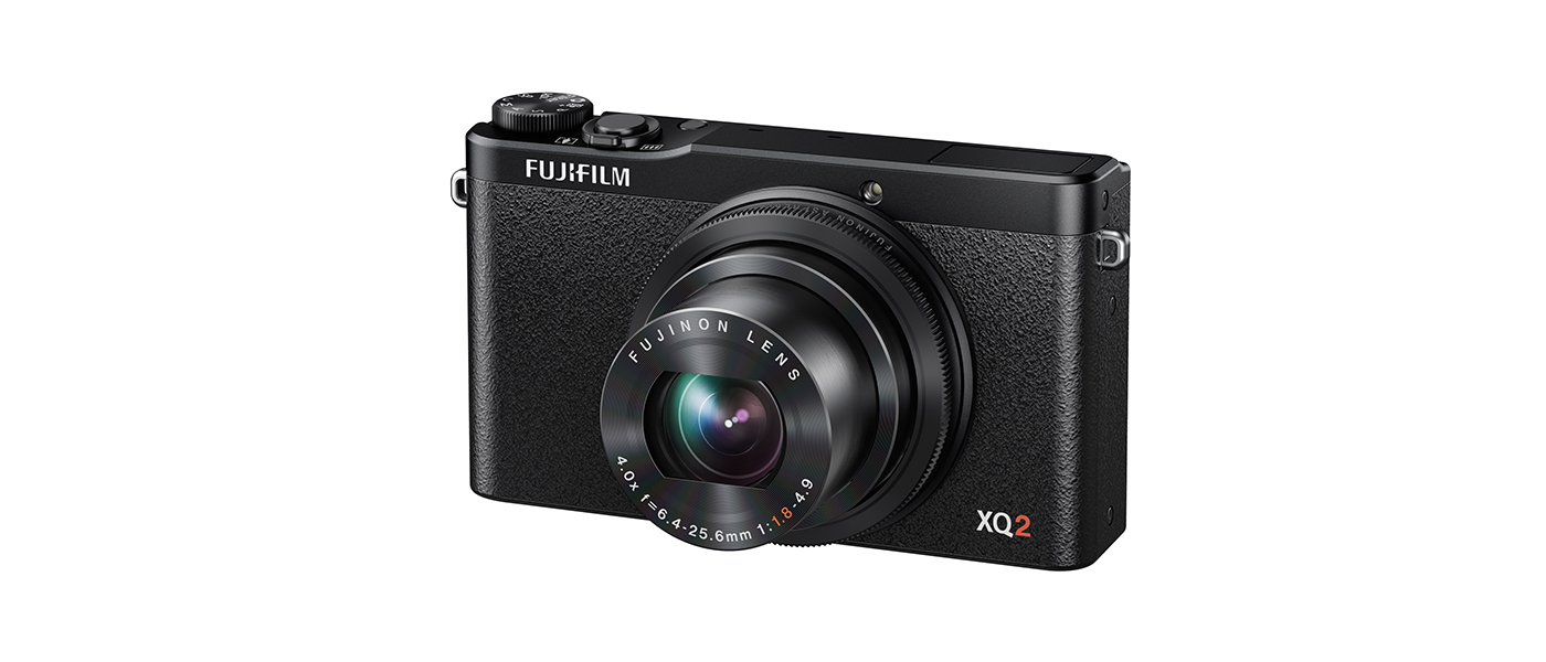FUJIFILM XQ2, the smallest camera in the premium X Series range