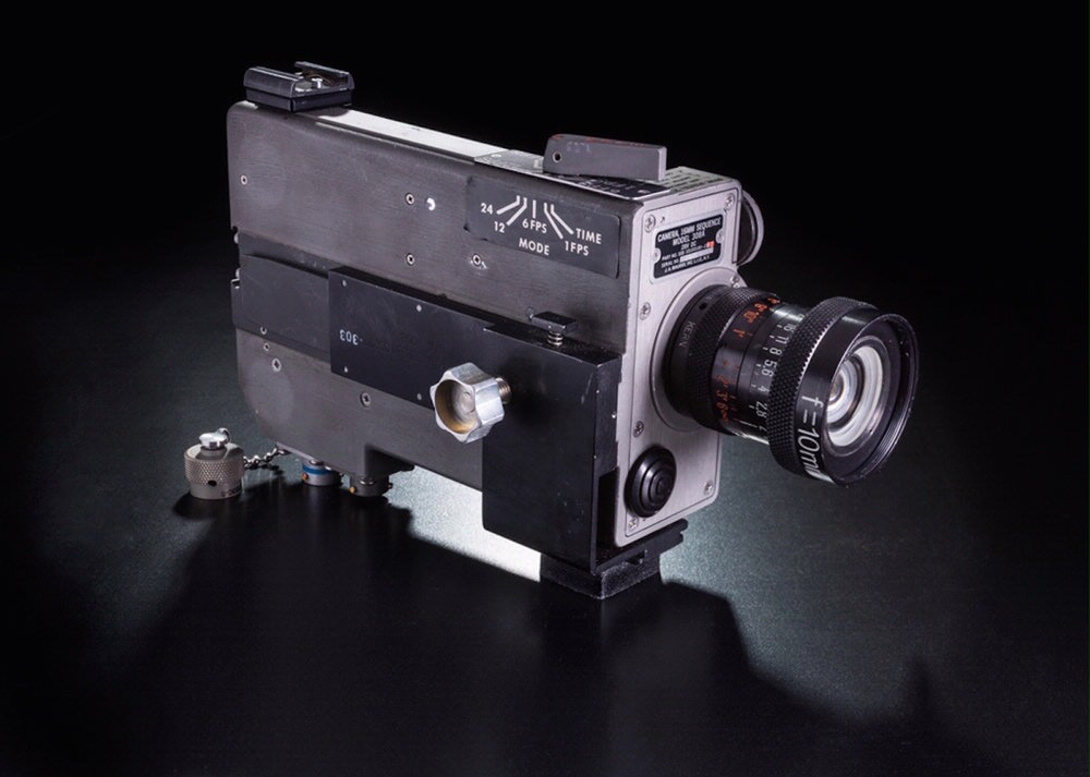 Apollo 11 camera lost, 16mm DAC Camera Apollo 11 Cameraplex