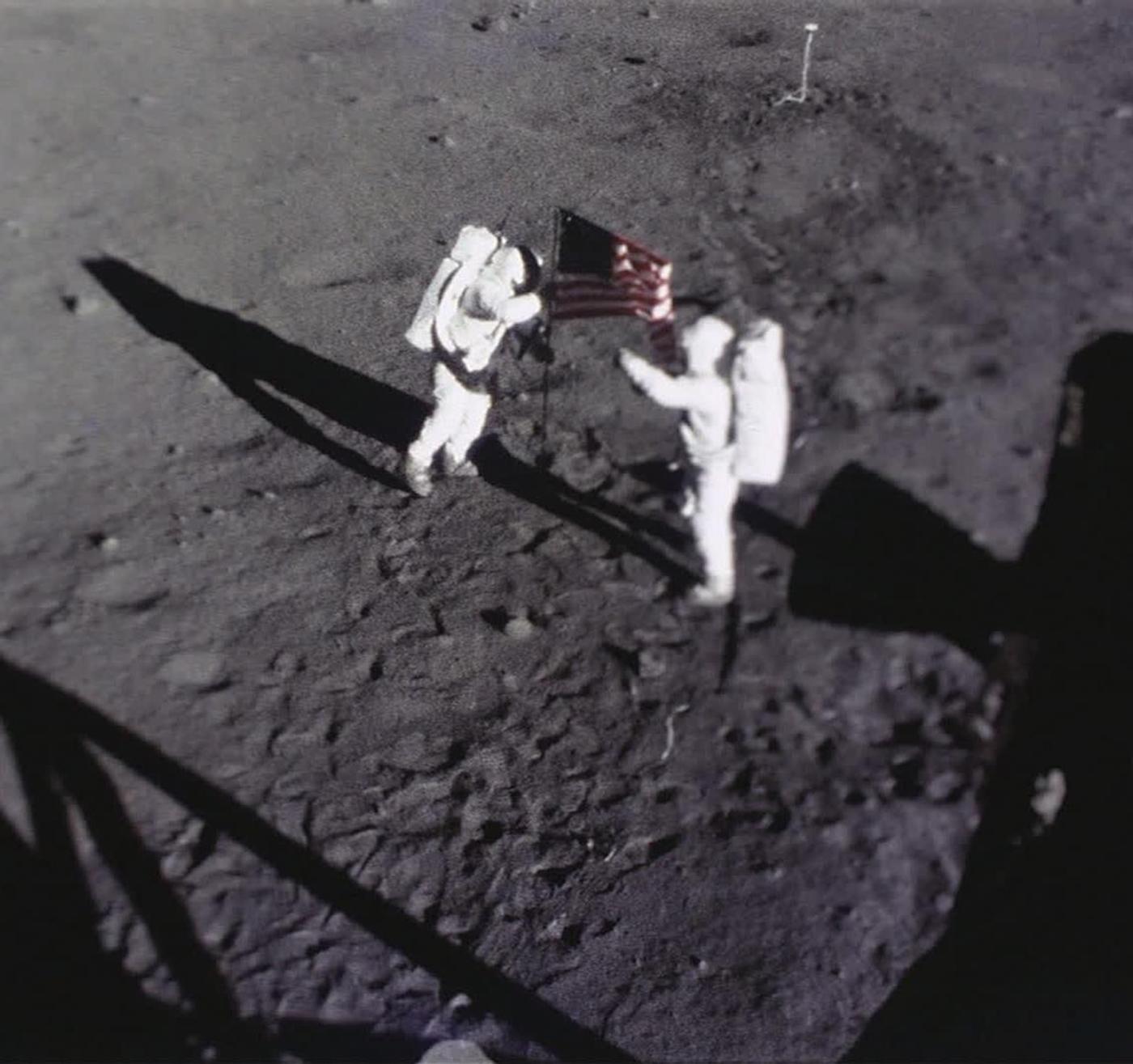 Apollo 11 camera lost