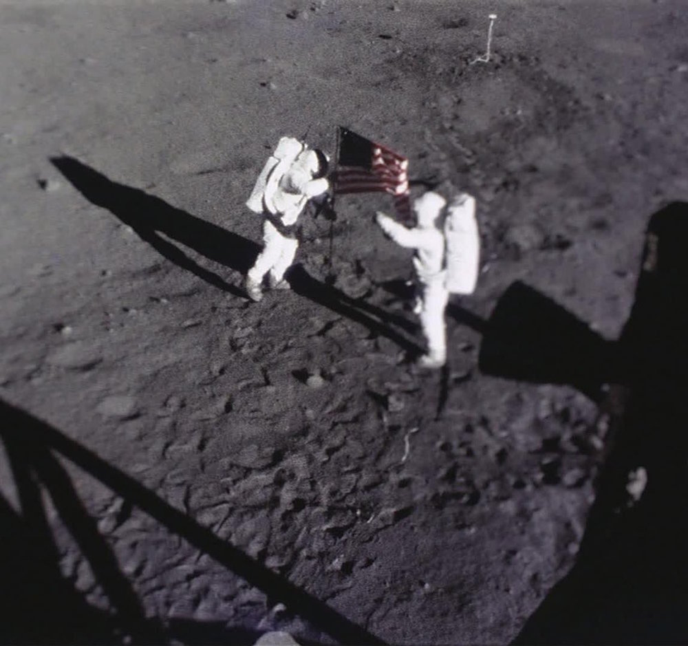 Apollo 11 camera lost