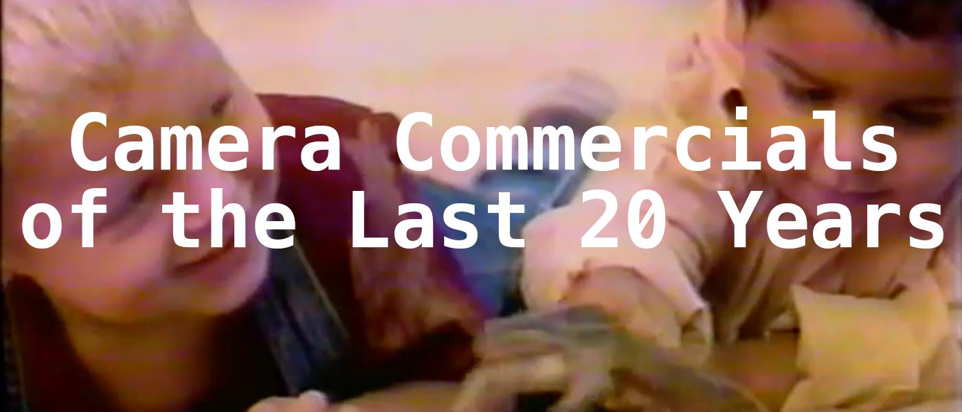 Camera Commercials