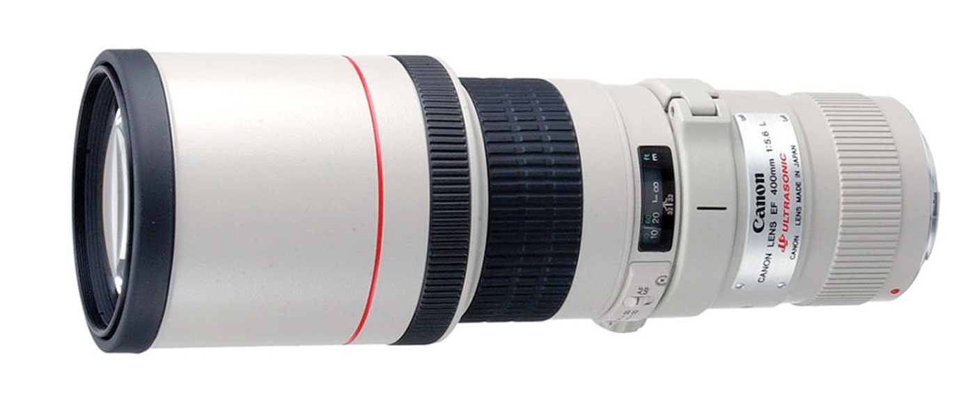 best telephoto lens canon 400 5.6 ef