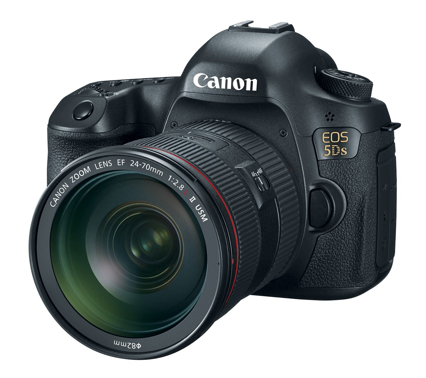 new Canon EOS 5DS and 5DS R 50.6MP