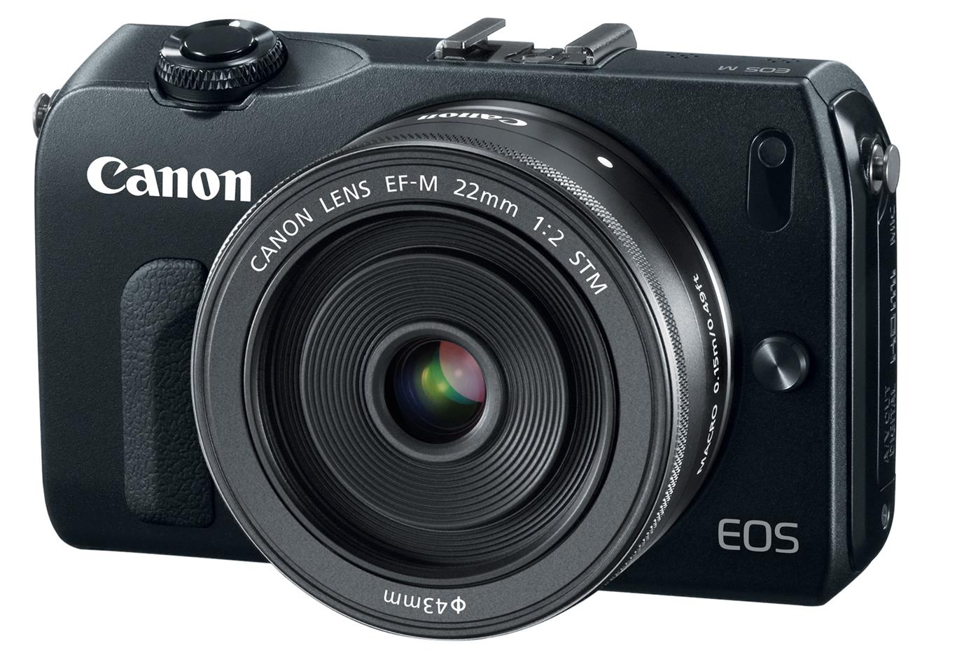 Canon EOS M3 vs Original Canon EOS M