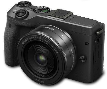 Canon EOS M3 Image Leaked