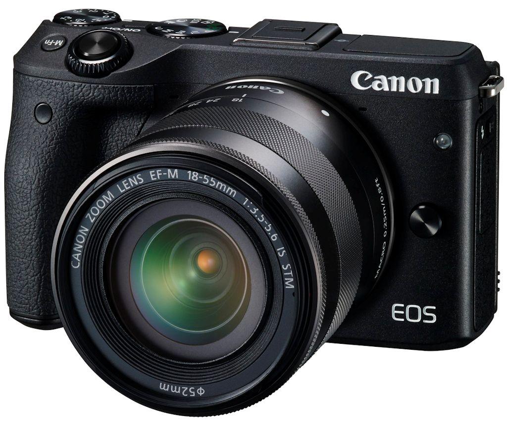 Canon EOS M3 Cameraplex