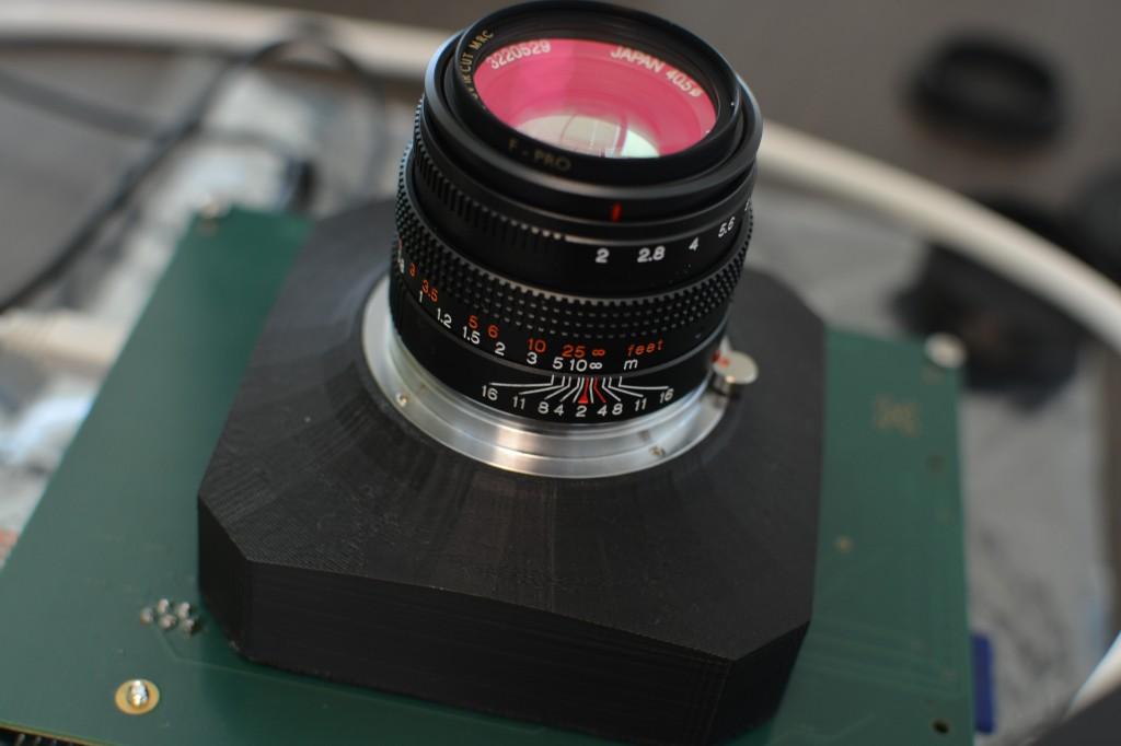 Konost Sensor & Enclosure Testing