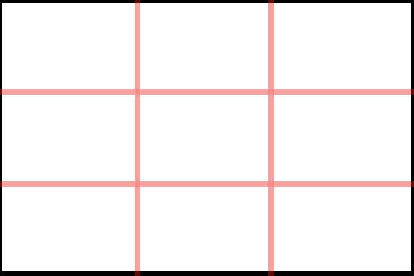 Rule of Thirds Example Cameraplex