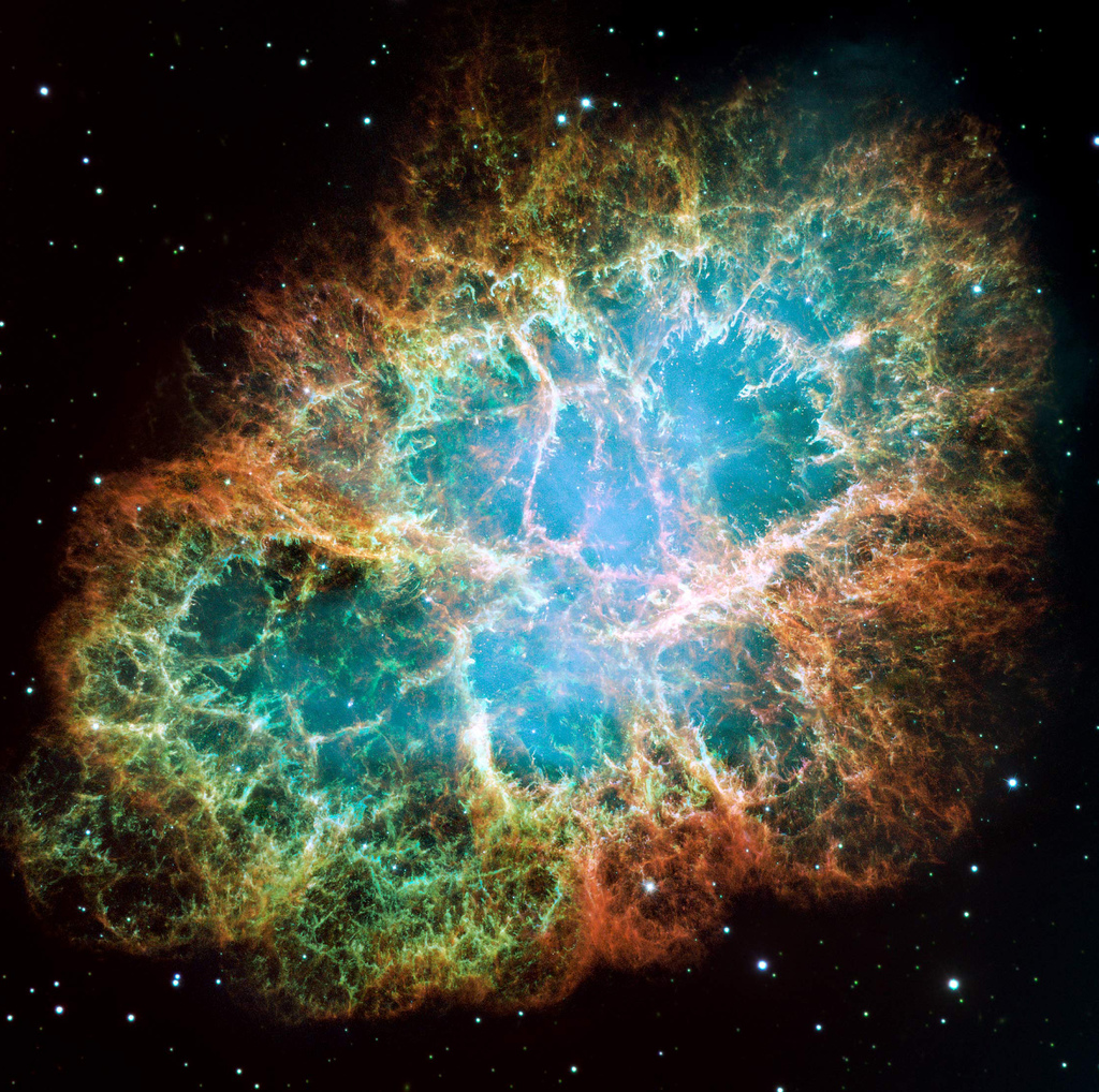 Astrophotography: The Art & Science of Color, Crab Nebula Cameraplex