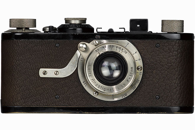 Leica's Early Years, Leica 1 Model A Cameraplex